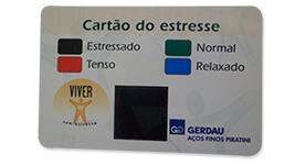 Cart�o do estresse